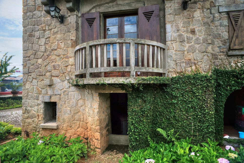Chùm ảnh: Biệt thự kiểu Tây Ban Nha vua Bảo Đại tặng nhân tình ở Đà Lạt