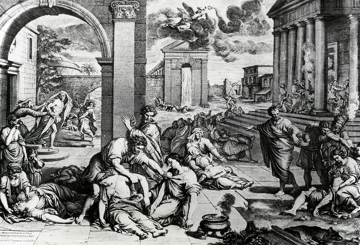 5 đại dịch kinh hoàng trong lịch sử loài người