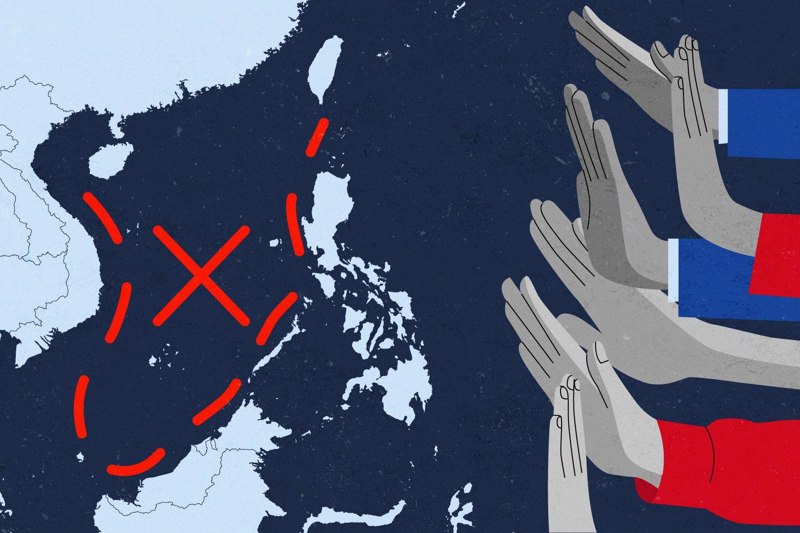 Trung Quốc mặc sức vẽ 'đường lưỡi bò': nguy hiểm hơn sức mạnh quân sự