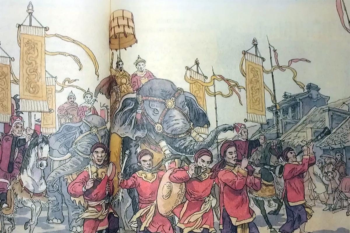 Võ Văn Dũng – vị dũng tướng kiệt xuất của triều Tây Sơn