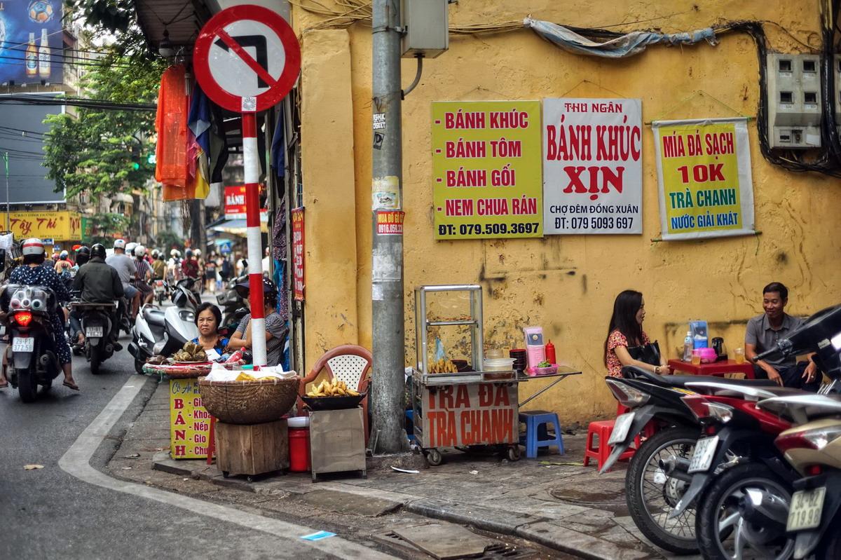 Chùm ảnh: Hàng Giấy – phố 'sung sướng' của các quý ông Hà Nội xưa