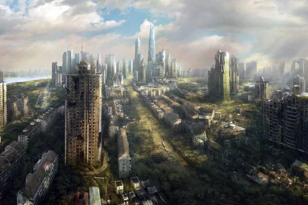 Trái đất sẽ tươi đẹp như thế nào nếu loài người đột nhiên biến mất?