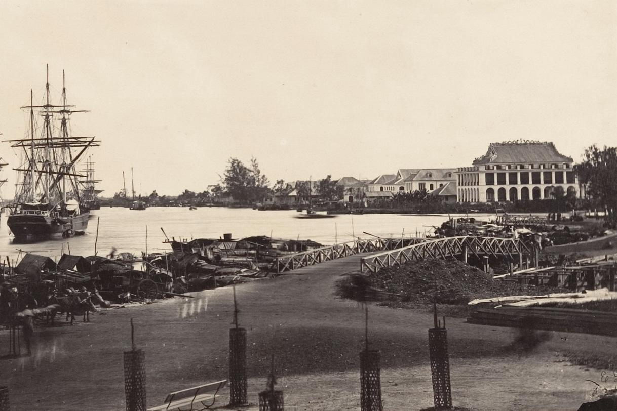 Những hình ảnh cổ xưa nhất về Sài Gòn – Chợ Lớn