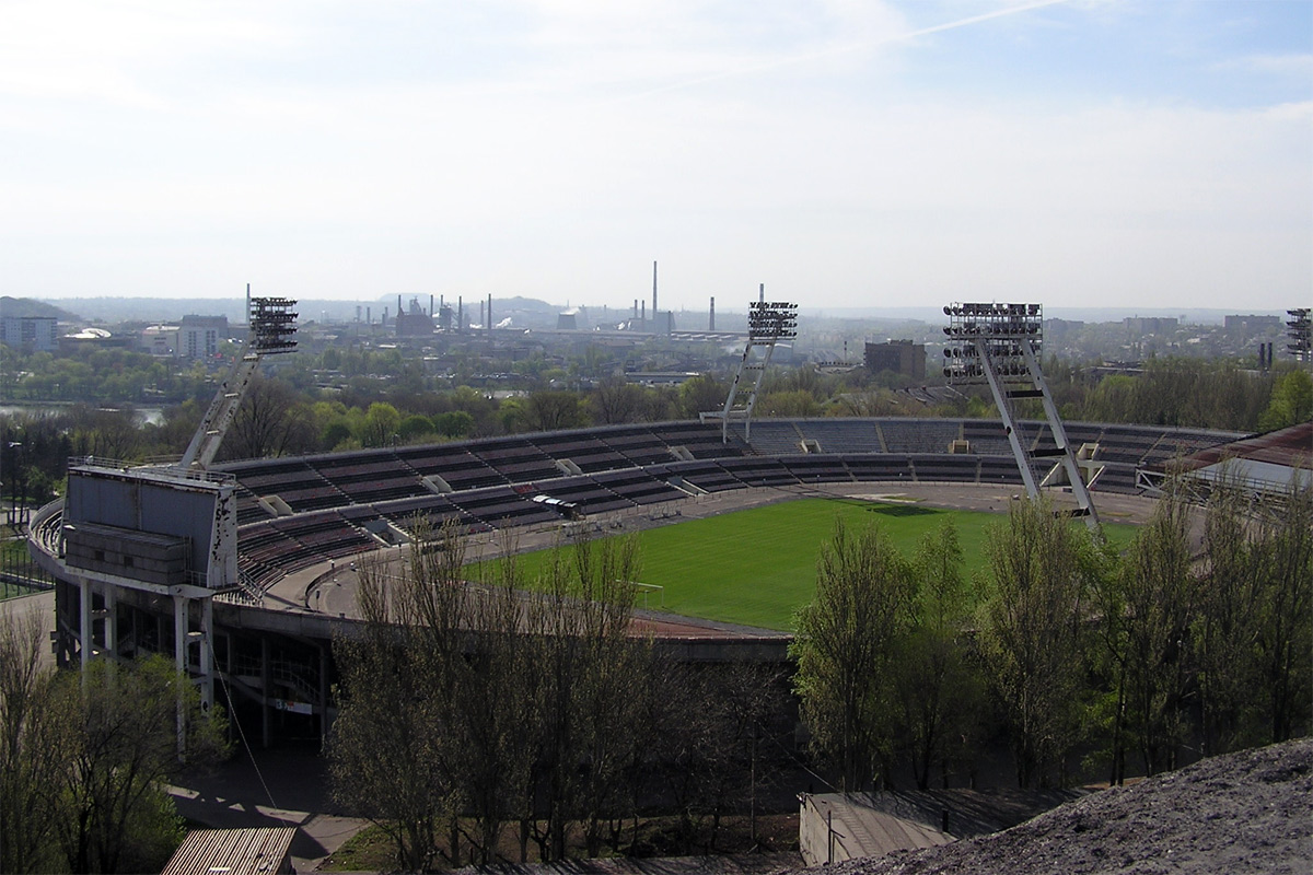 Định mệnh của đội bóng Shakhtar Donetsk: Biểu tượng của một đất nước chia rẽ