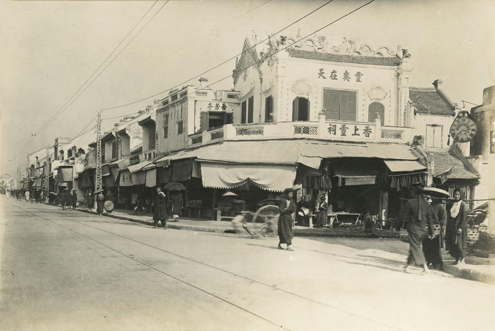 Những hình ảnh quý giá về Hà Nội và một số địa phương miền Bắc năm 1900