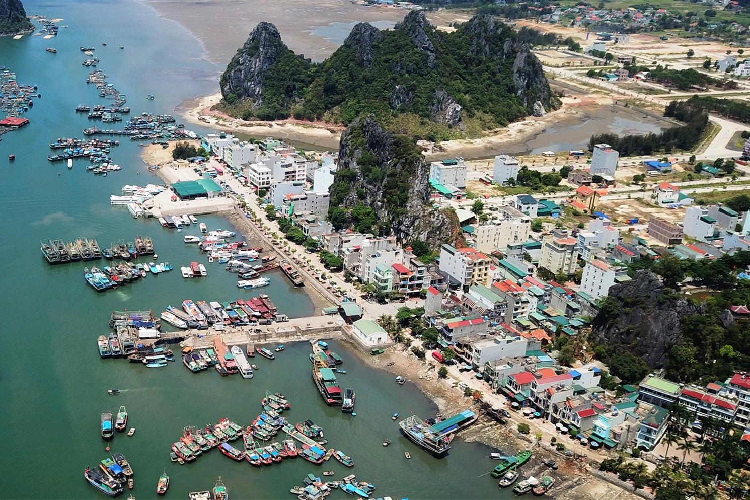 Lịch sử thương cảng Vân Đồn