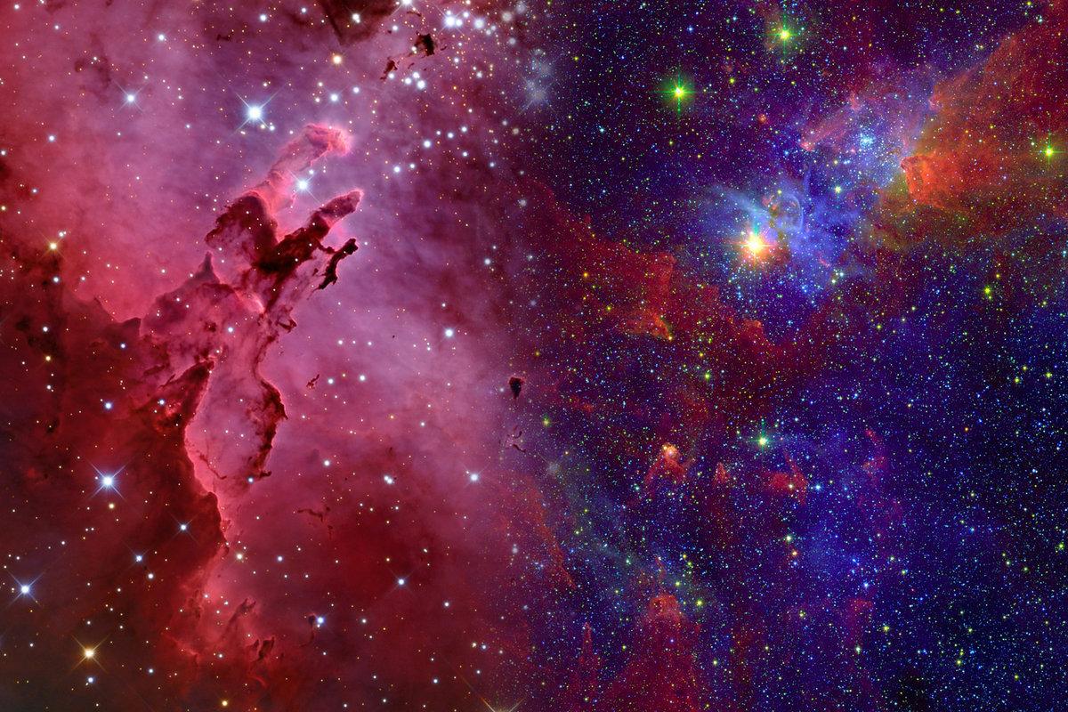 Big bang và lý thuyết vũ trụ của đạo Phật