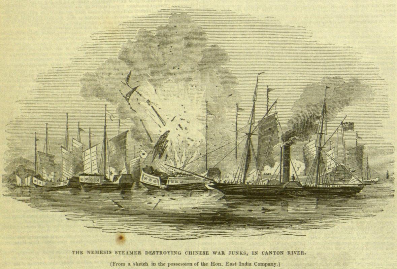 Chính sách Ngoại giao pháo hạm: Từ lịch sử đển hiện tại