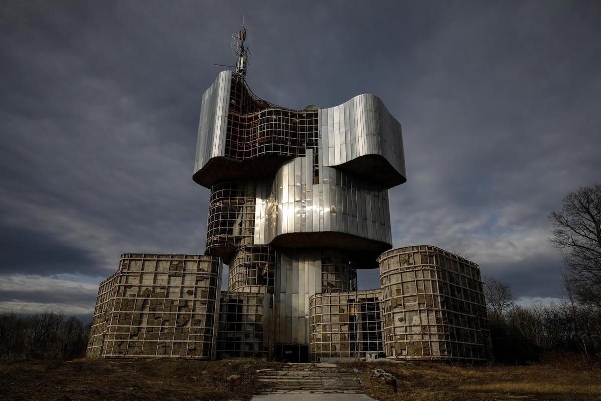 Chùm ảnh: Chủ nghĩa thô mộc – một dấu ấn kiến trúc của Nam Tư cũ