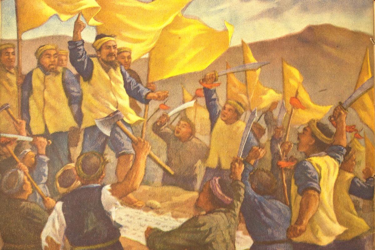 Thái bình Thiên quốc – cuộc nổi dậy vĩ đại trong lịch sử Trung Quốc