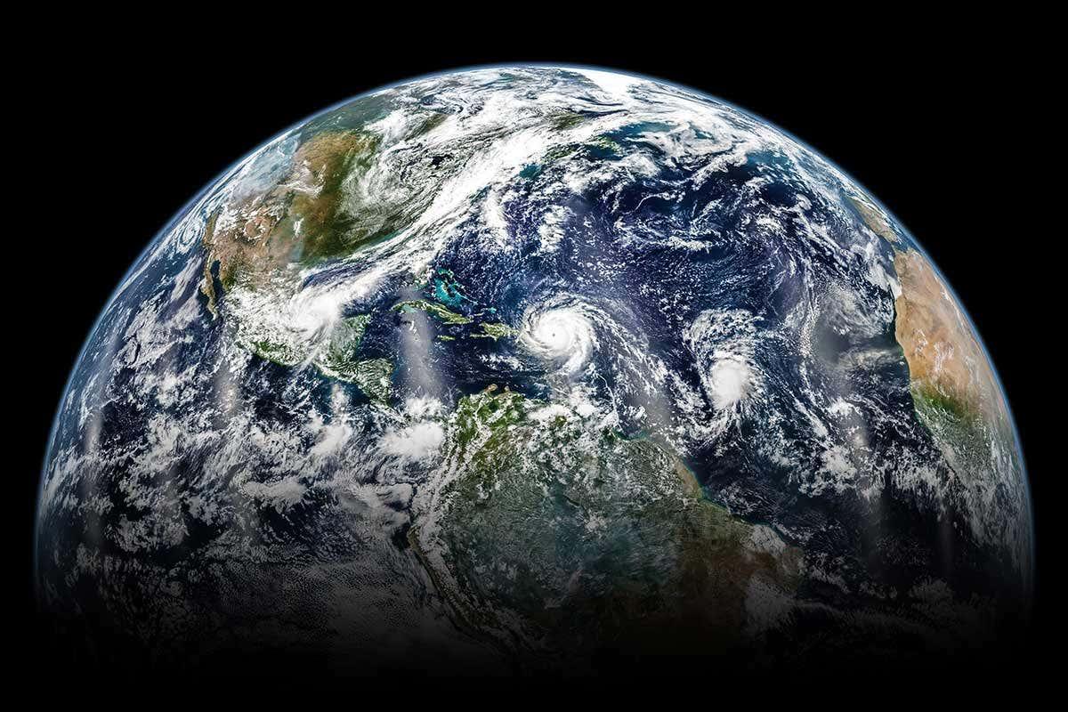 Thuyết Gaia: Trái đất là một Sinh vật, là người mẹ vĩ đại của chúng ta