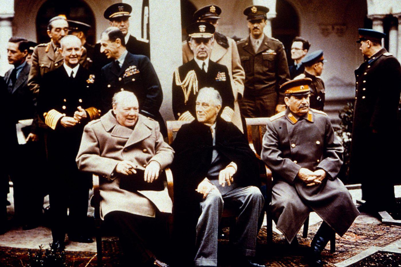Hội nghị Yalta và trật tự thế giới sau Thế chiến II