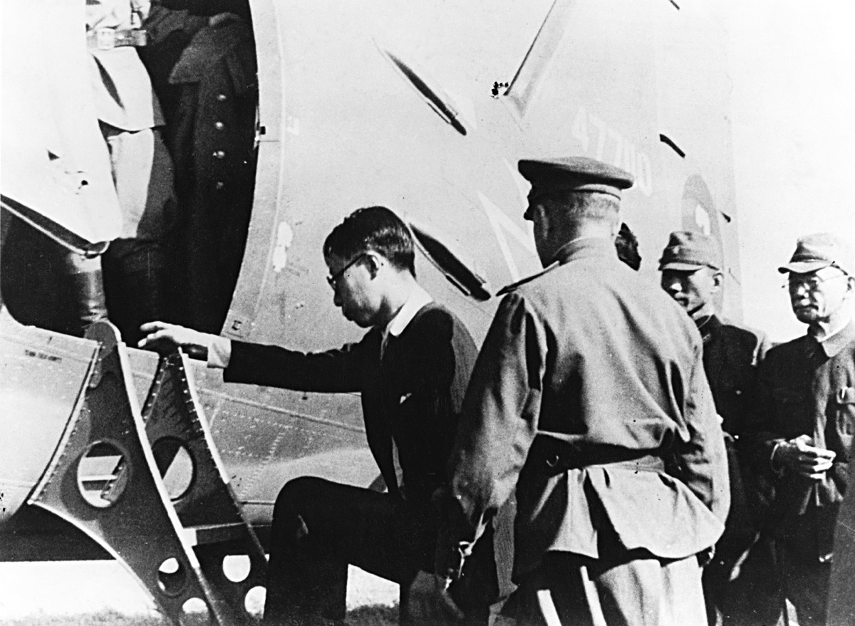 5 năm ở Liên Xô của hoàng đế Phổ Nghi
