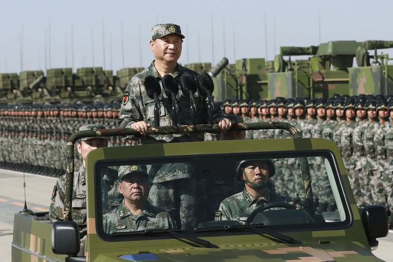 Tham vọng tạo ra quân đội 'đẳng cấp thế giới' của Tập Cận Bình