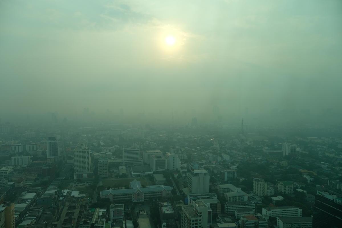 Những việc cần làm để tự bảo vệ mình trước bầu không khí ô nhiễm