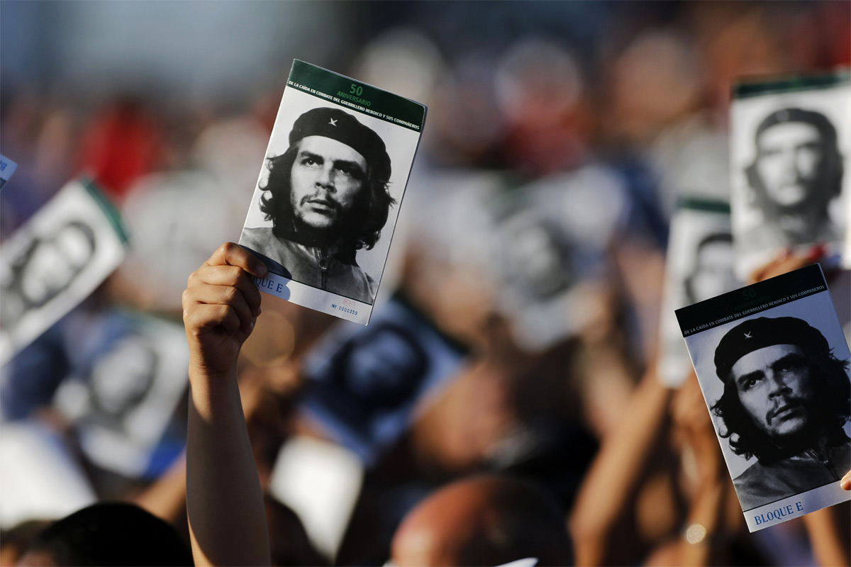 Che Guevara và bóng đá: Nhà cách mạng trên sân cỏ