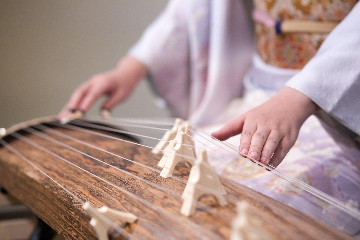 Đàn koto – nhạc cụ quốc hồn quốc túy của Nhật Bản