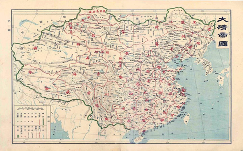 Bản đồ cổ Trung Quốc và Biển Đông của Việt Nam