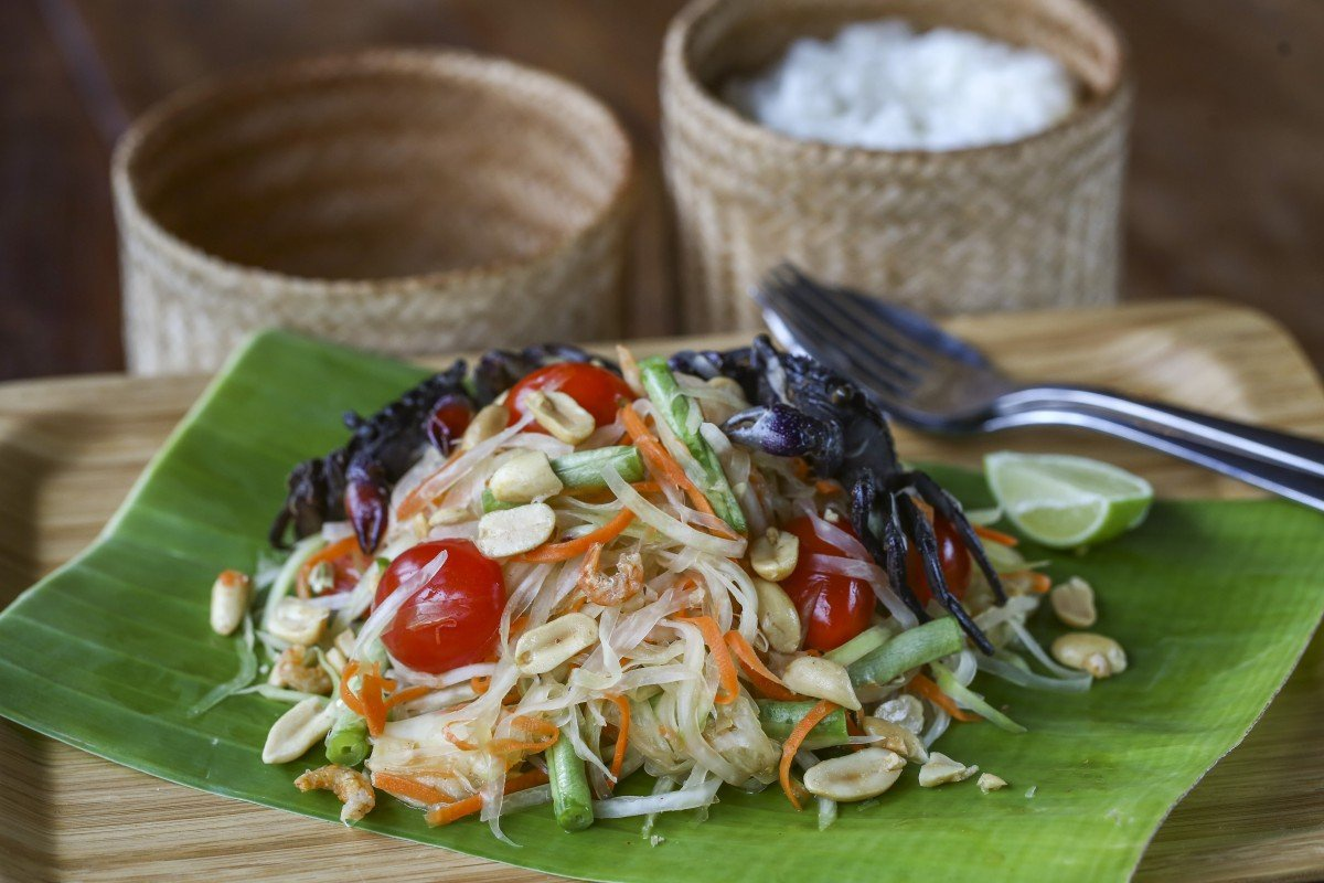 Chùm ảnh: Những lát cắt của văn hóa ẩm thực Thái Lan