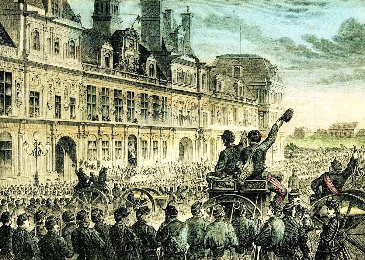 Lịch sử Công xã Paris