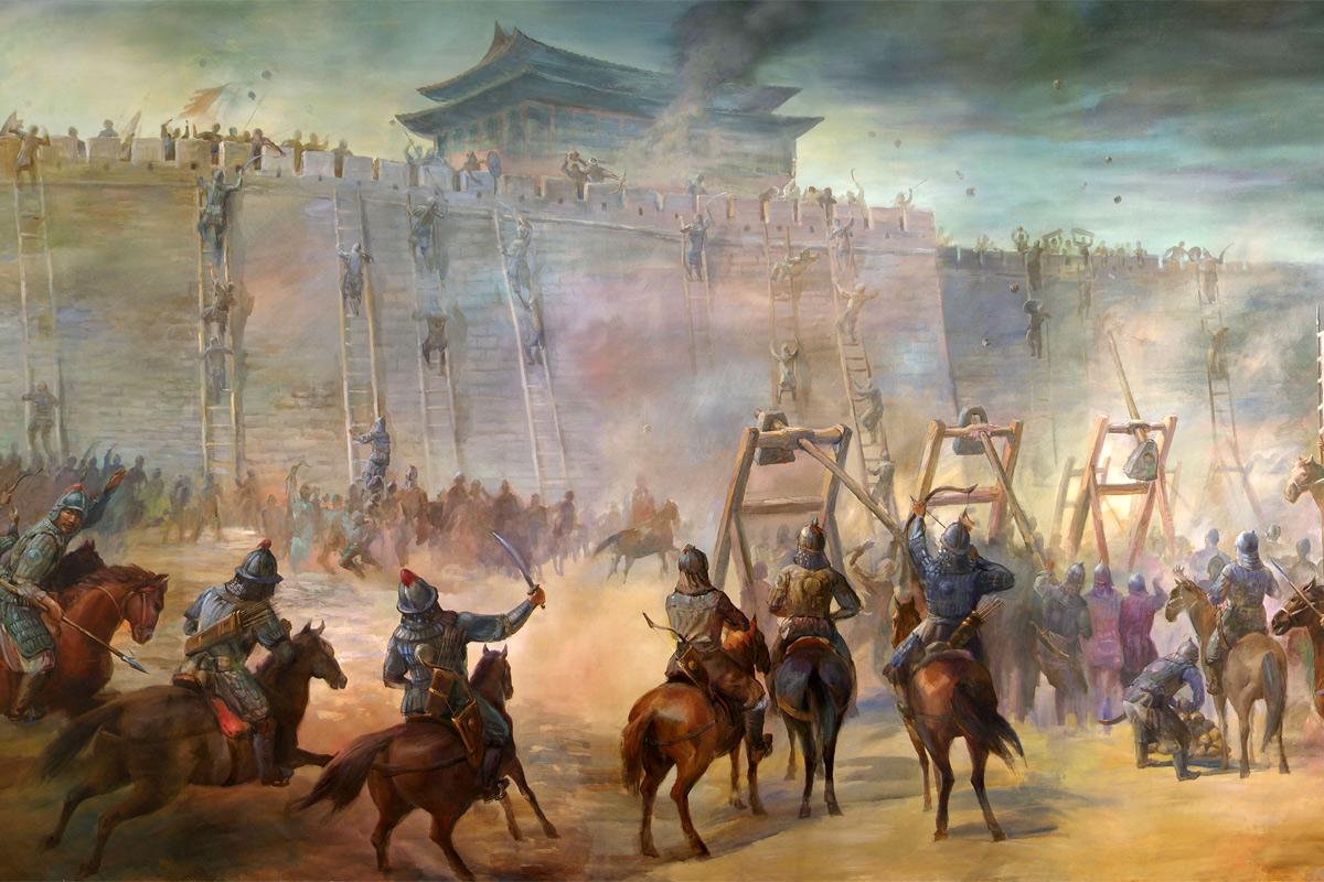Tị nạn Trung Hoa tại Đại Việt và Champa cuối thời nhà Tống