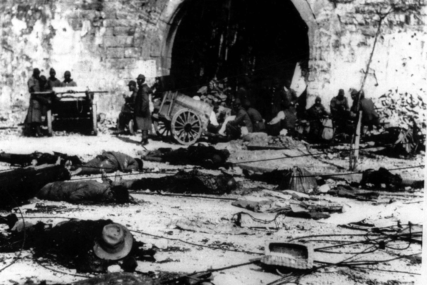 Cuộc thảm sát kinh hoàng của quân Nhật Bản ở Nam Kinh