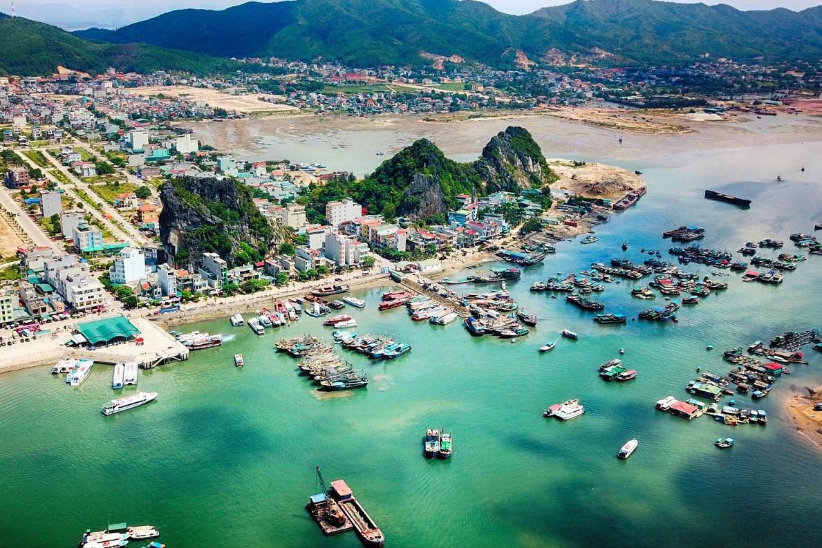 Vân Đồn – thương cảng đầu tiên trong lịch sử Việt Nam