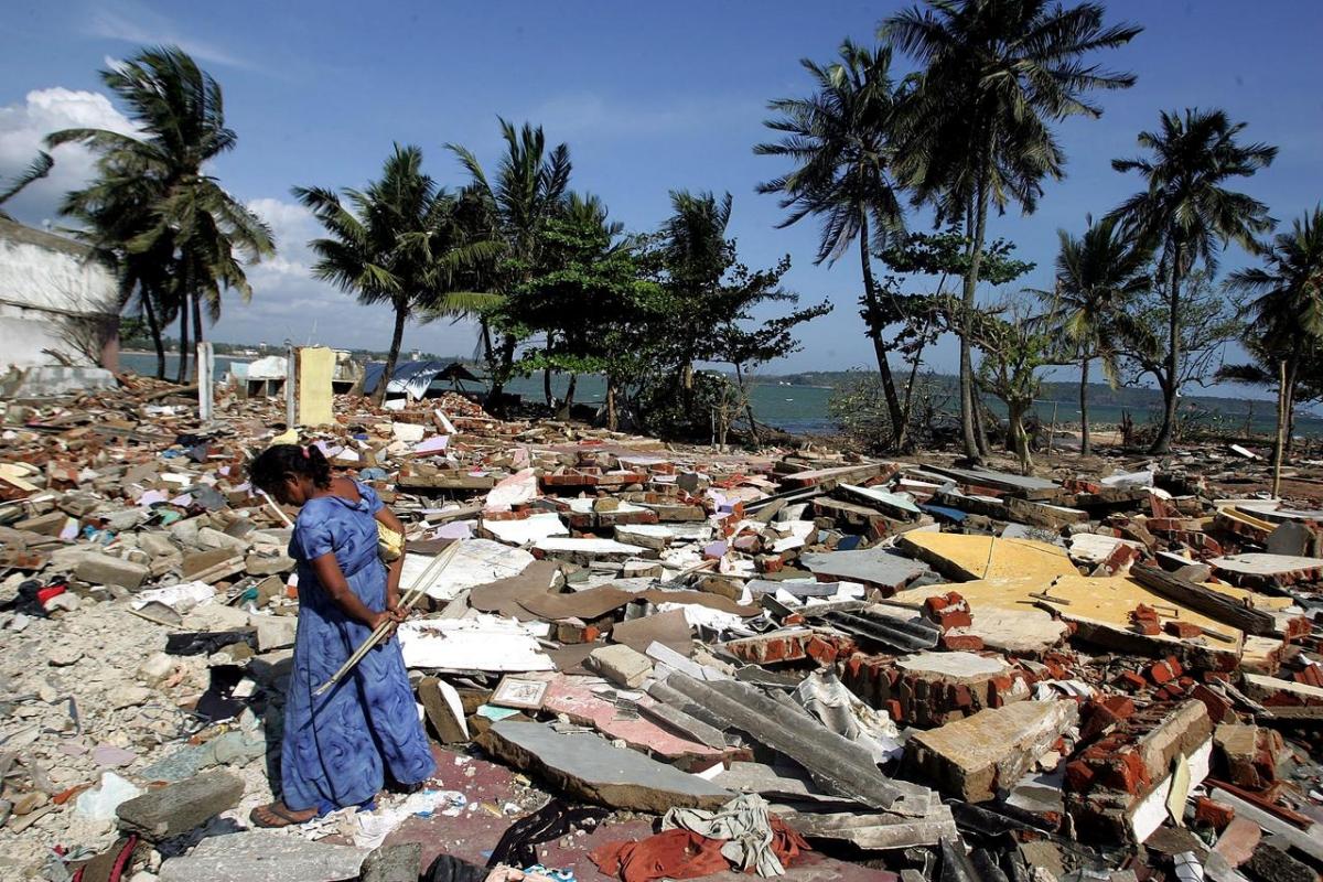 Thảm họa động đất – sóng thần 2004 và bài học lớn từ Indonesia