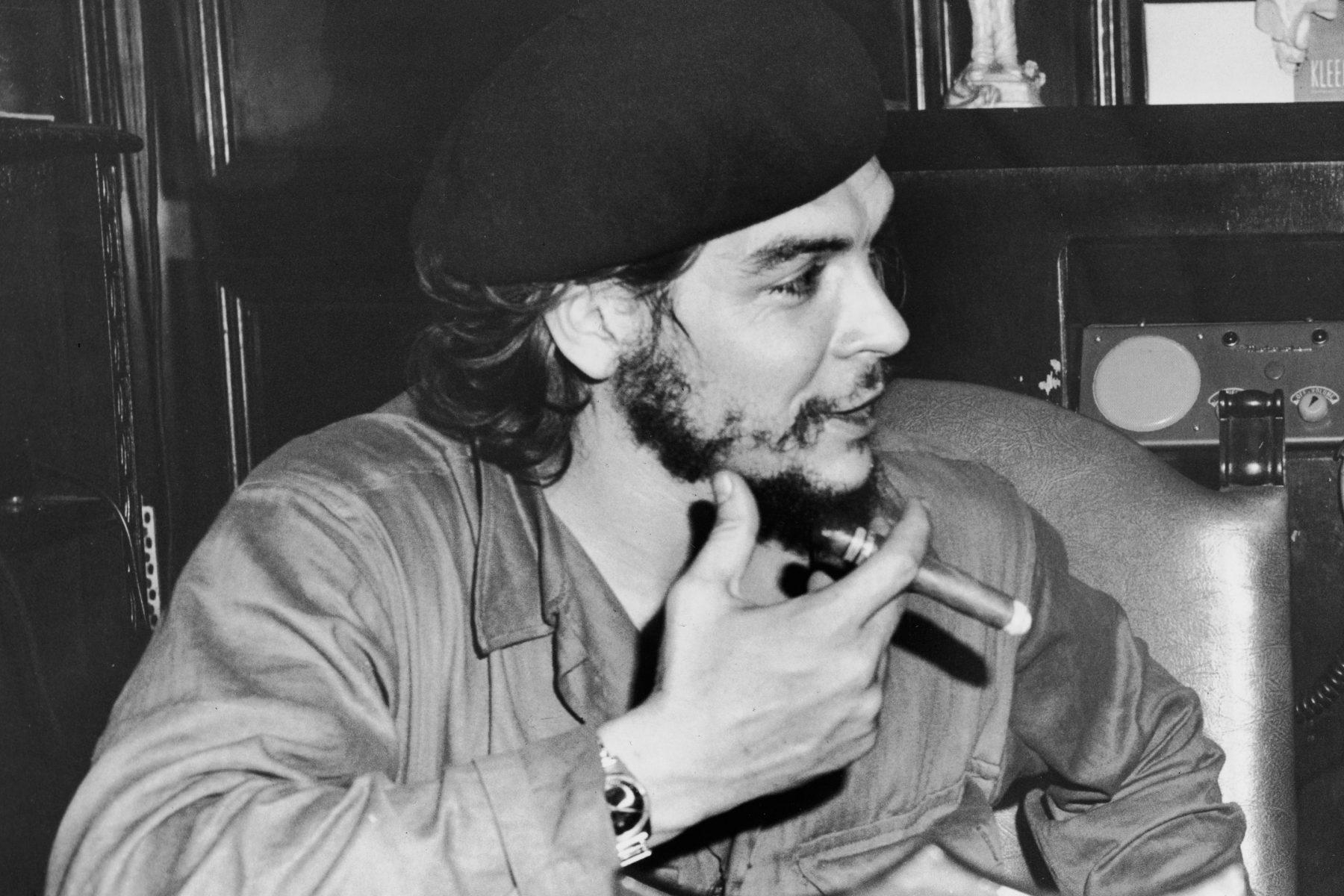 Sự nghiệp huyền thoại của nhà cách mạng Che Guevara