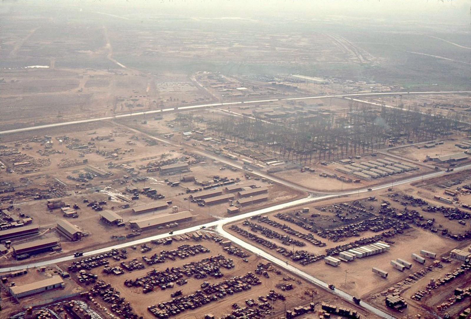 Chùm ảnh: Tổng kho Long Bình – căn cứ quân sự lớn nhất của Mỹ ở Việt Nam