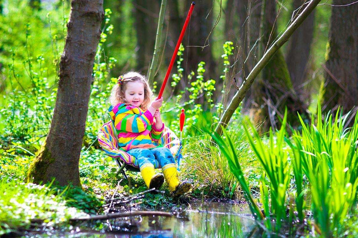 5 cách để nuôi dưỡng tình yêu thiên nhiên ở trẻ em