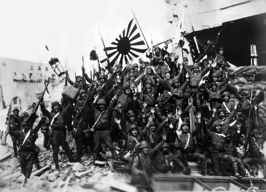 Chiến trah Trung – Nhật lần 2: Cuộc chiến đẫm máu nhất châu Á