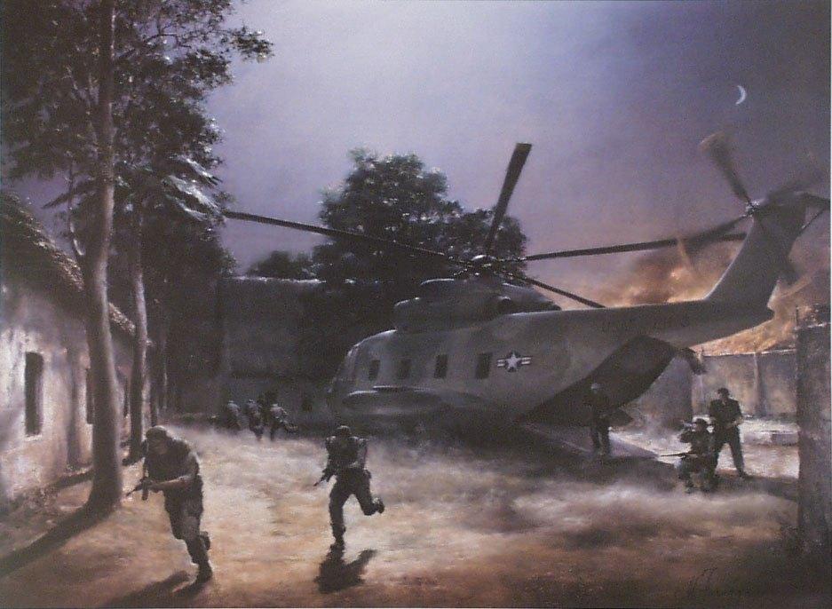Vụ tập kích Sơn Tây năm 1970