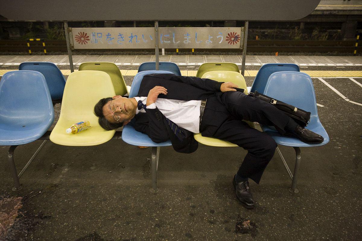 Đất nước Nhật Bản: Thiên đường của bọn nát rượu