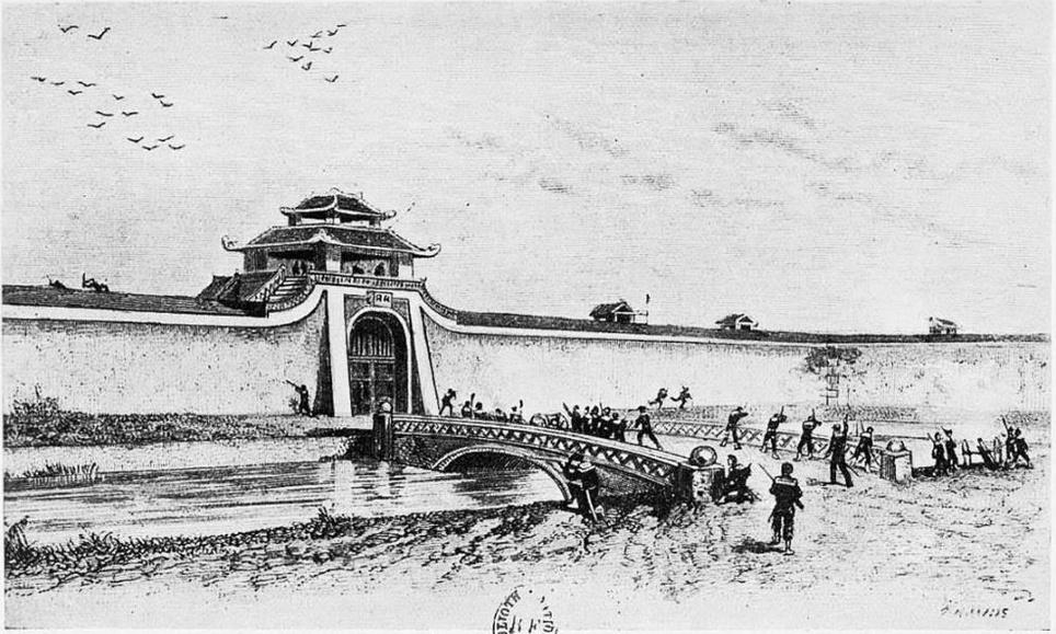 Những mật dụ của nhà Nguyễn về sự kiện thành Hà Nội thất thủ