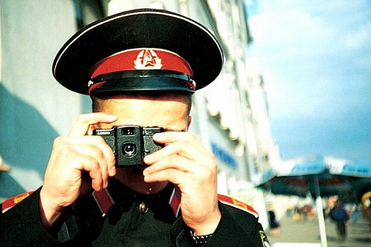 Nhiếp ảnh Lomography: Khi tất cả chỉ là sự ngẫu hứng