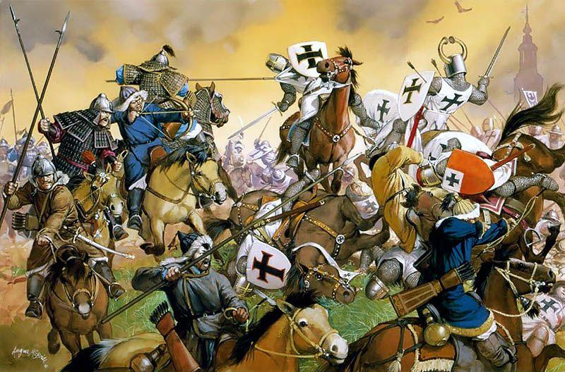 Liegnitz 1241 – trận đánh kinh điển của kỵ binh Mông Cổ ở Châu Âu