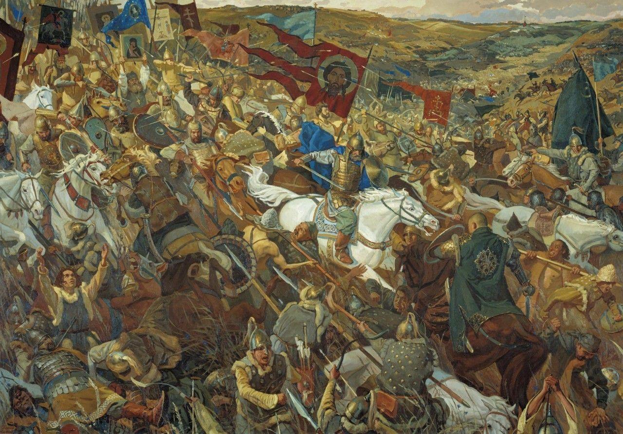 10 trận chiến giáp lá cà đẫm máu trong lịch sử