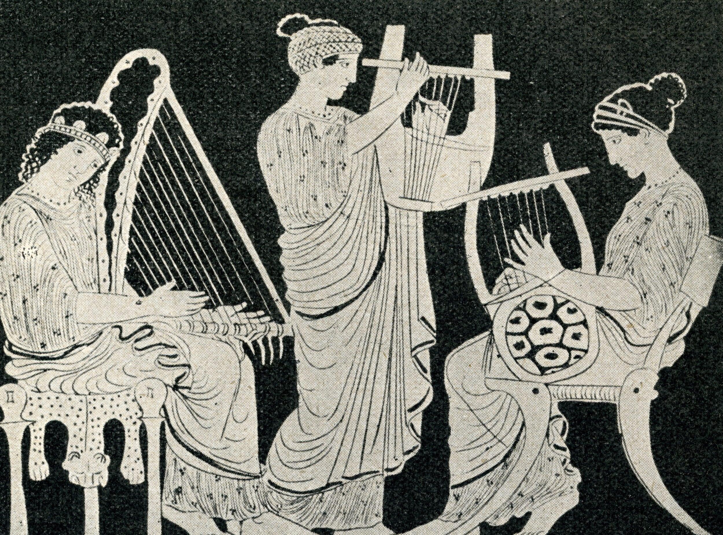 Những ca khúc cổ xưa nhất của nhân loại còn được lưu truyền