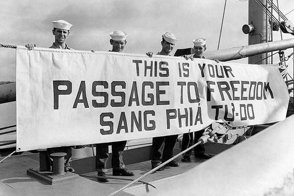 Cuộc di cư 1954: Kế hoạch hiểm độc của đế quốc Mỹ nhằm chia cắt Việt Nam
