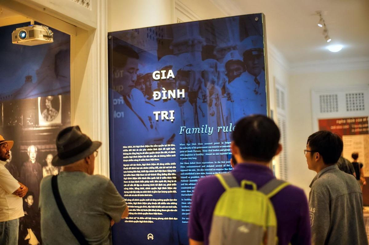 Chùm ảnh: Khám phá 'bảo tàng Ngô Đình Diệm' ở Sài Gòn