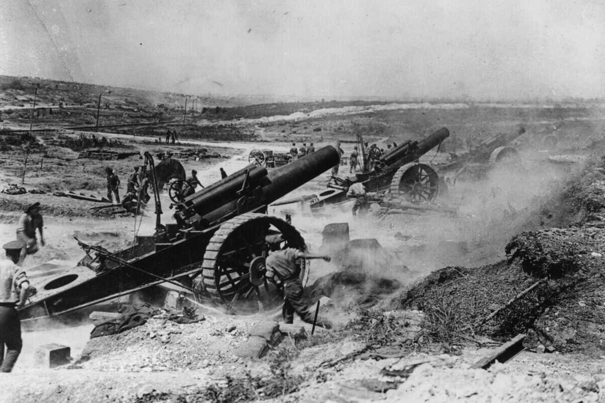 Những trận đánh một ngày đẫm máu nhất lịch sử quân sự thế giới