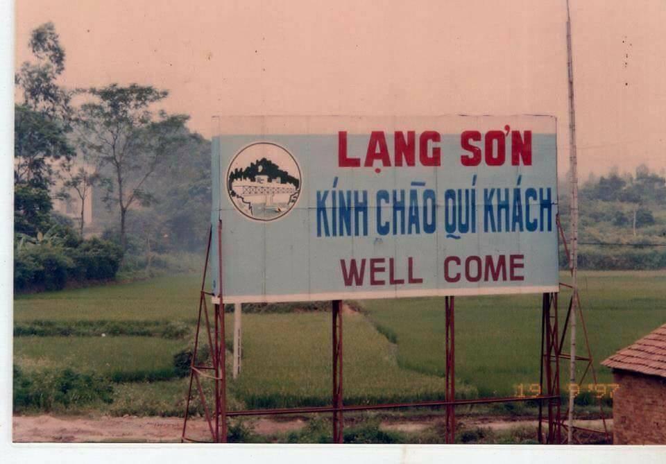 Loạt ảnh khó quên về Lạng Sơn cuối thập niên 1990, đầu 2000