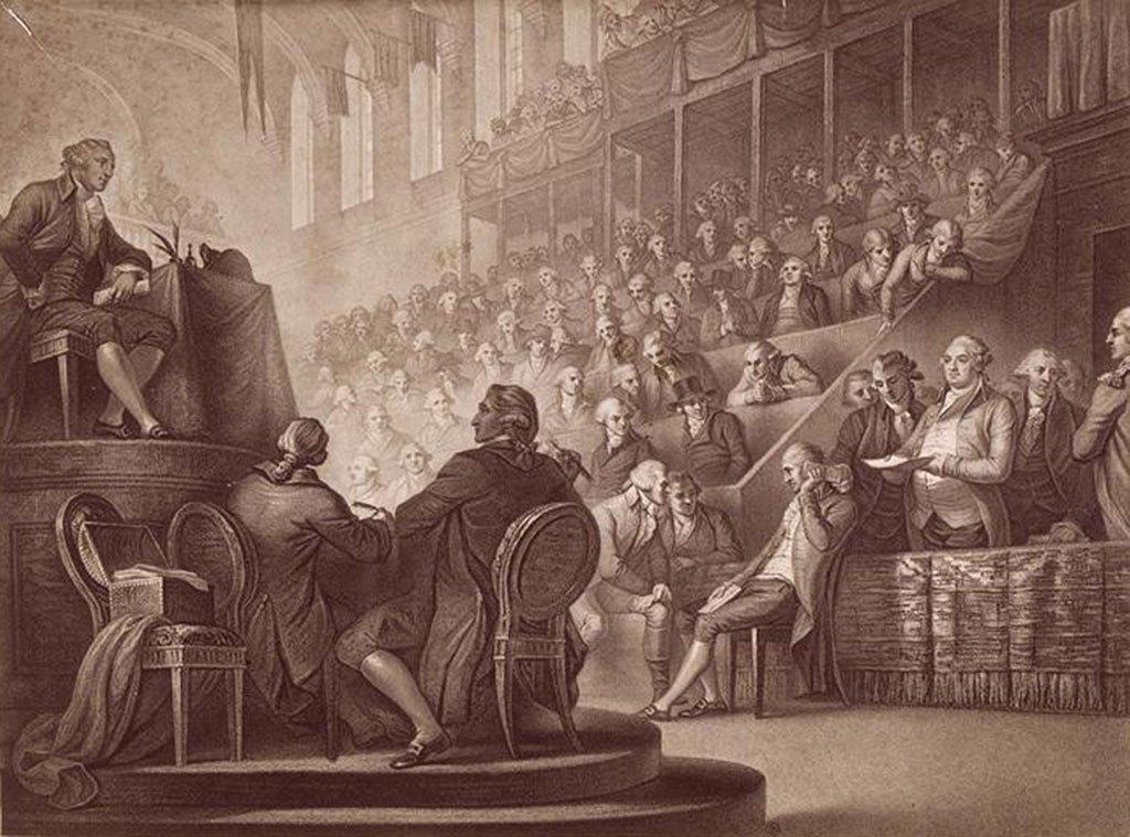 Lịch sử khái niệm 'cánh tả' và 'cánh hữu' trong chính trị