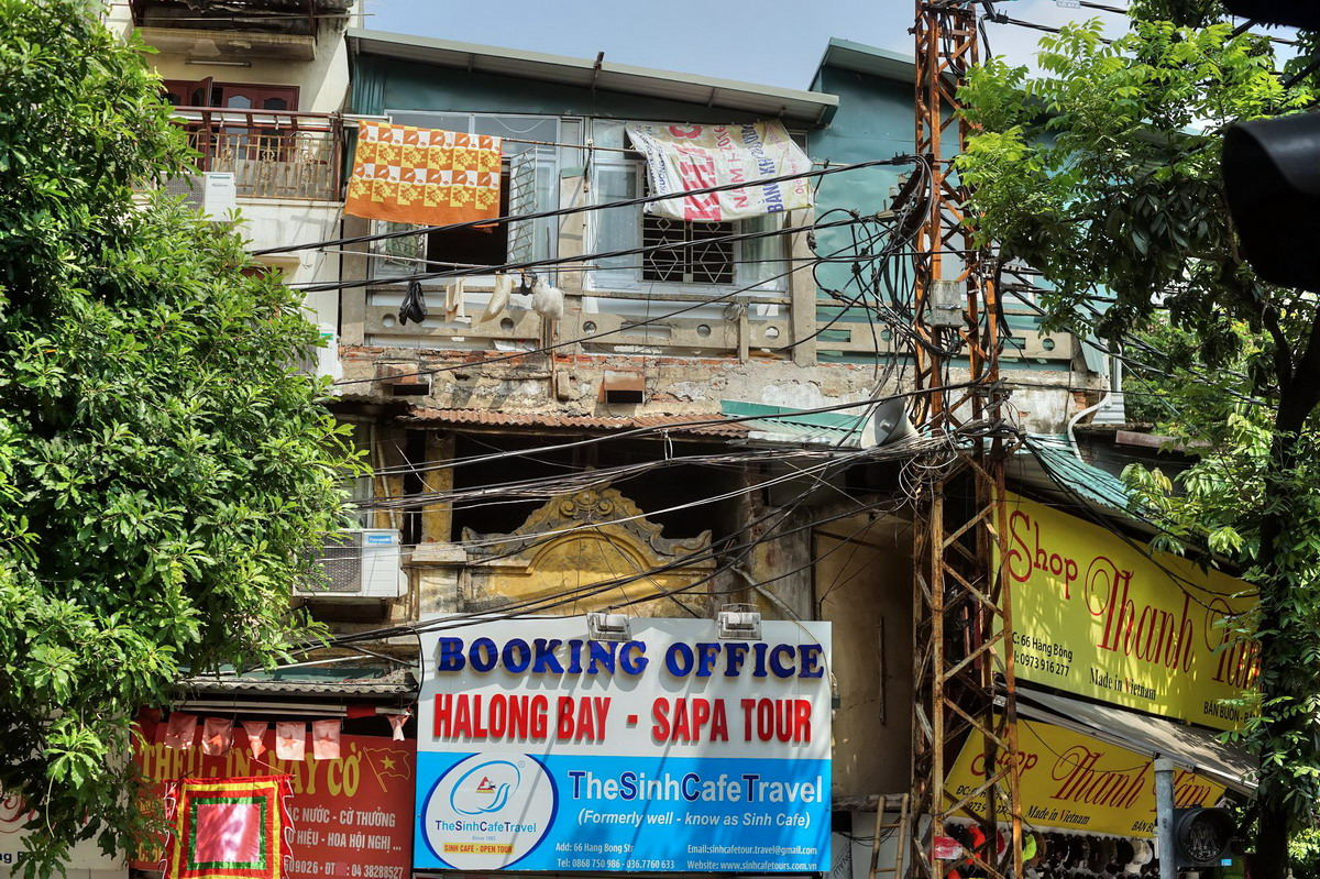 Chùm ảnh: Phố Hàng Bông – con phố nhiều tên gọi nhất Hà Nội