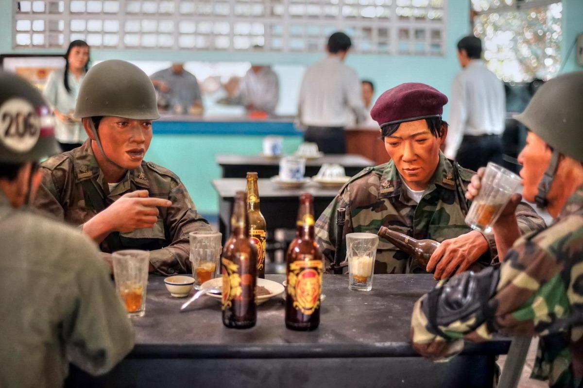 Chùm ảnh: Căn cứ mật của biệt động giữa Thảo Cầm Viên Sài Gòn