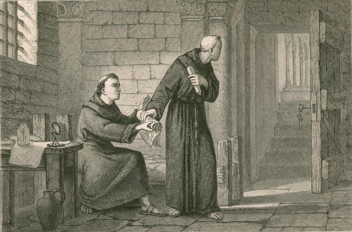 Những thiên tài thời Trung Cổ bị giáo hội Thiên Chúa hành hình dã man