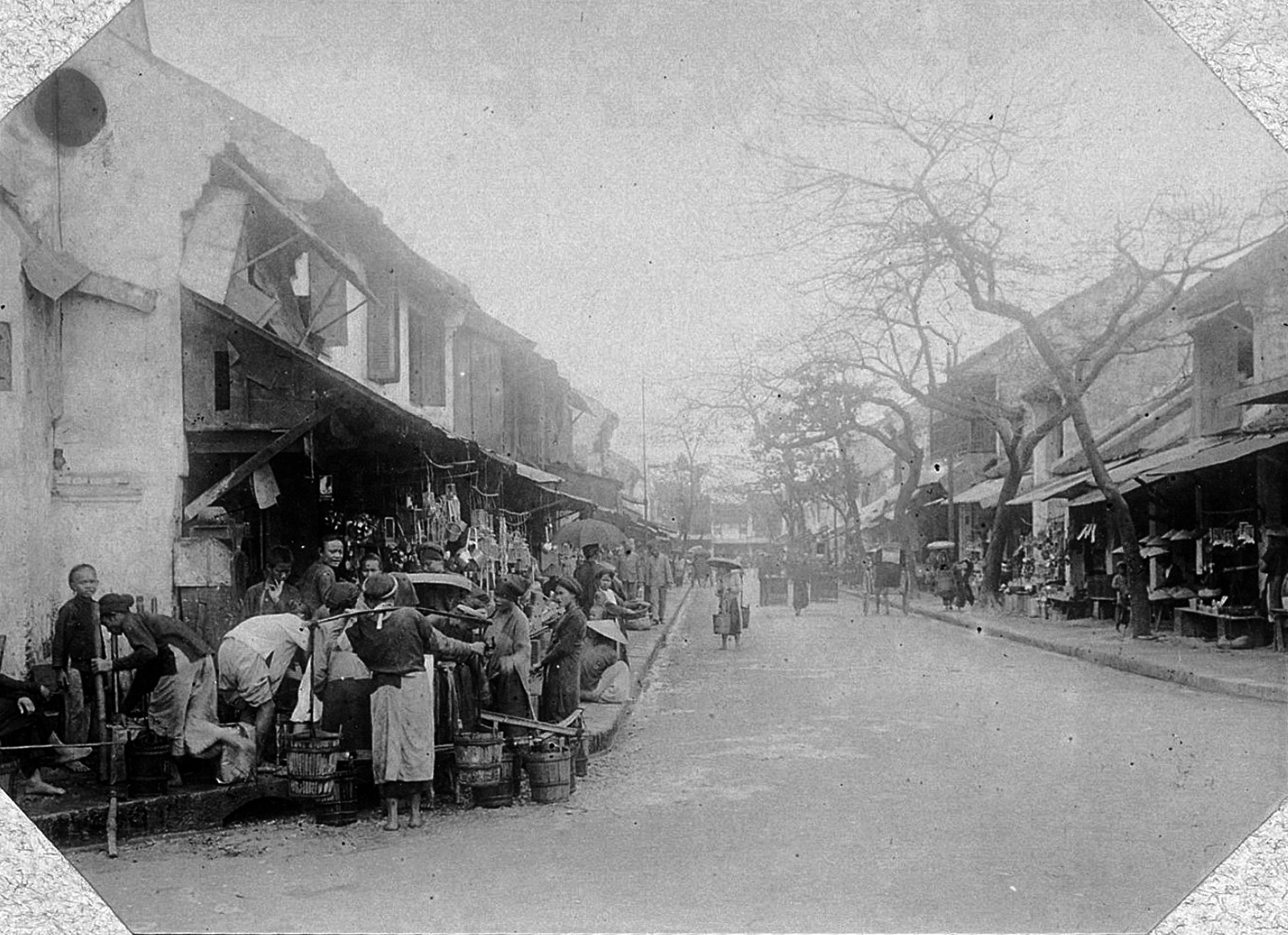 Những bức ảnh ít người biết về Hà Nội năm 1905
