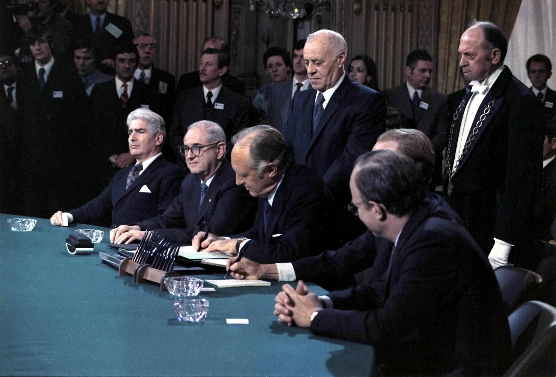 Từ Hiệp định Paris 1973 đến cuộc chơi của Việt Nam với các nước lớn ngày nay