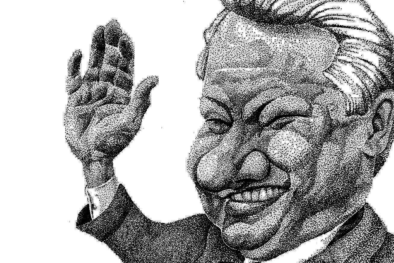 Nước Nga giai đoạn 1990-1999: Đống bầy nhầy khó ngửi của Yeltsin